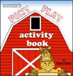 pony play thumb book