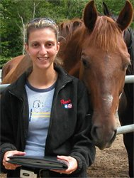 horse nutritionist
